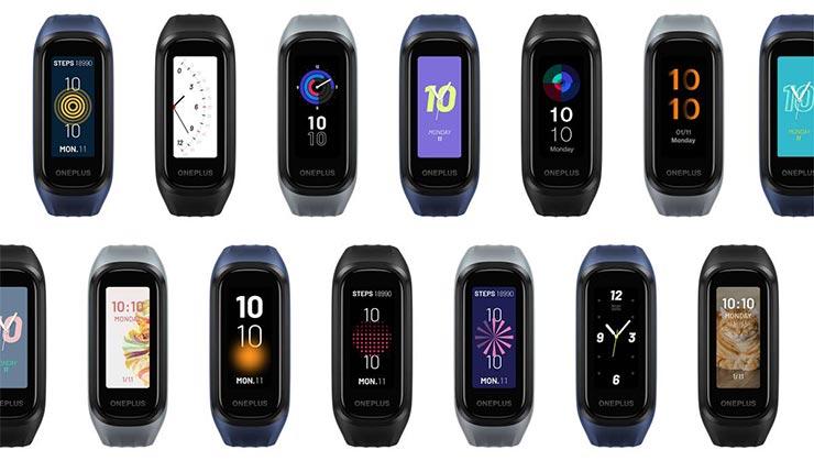 OnePlus Band dispositivo indossabile