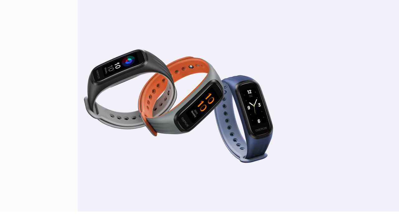 OnePlus Band fitness band economica