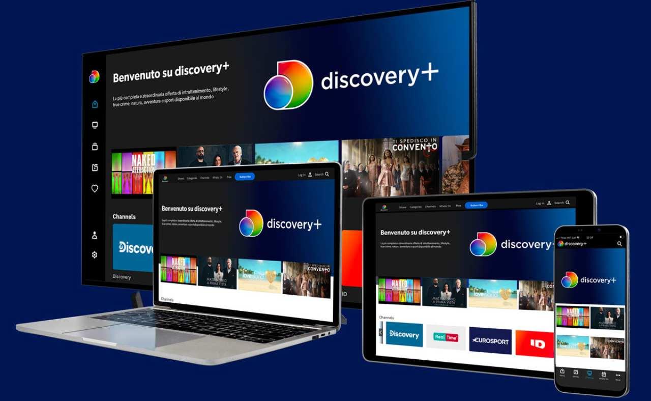 Discovery Italia al via a gennaio
