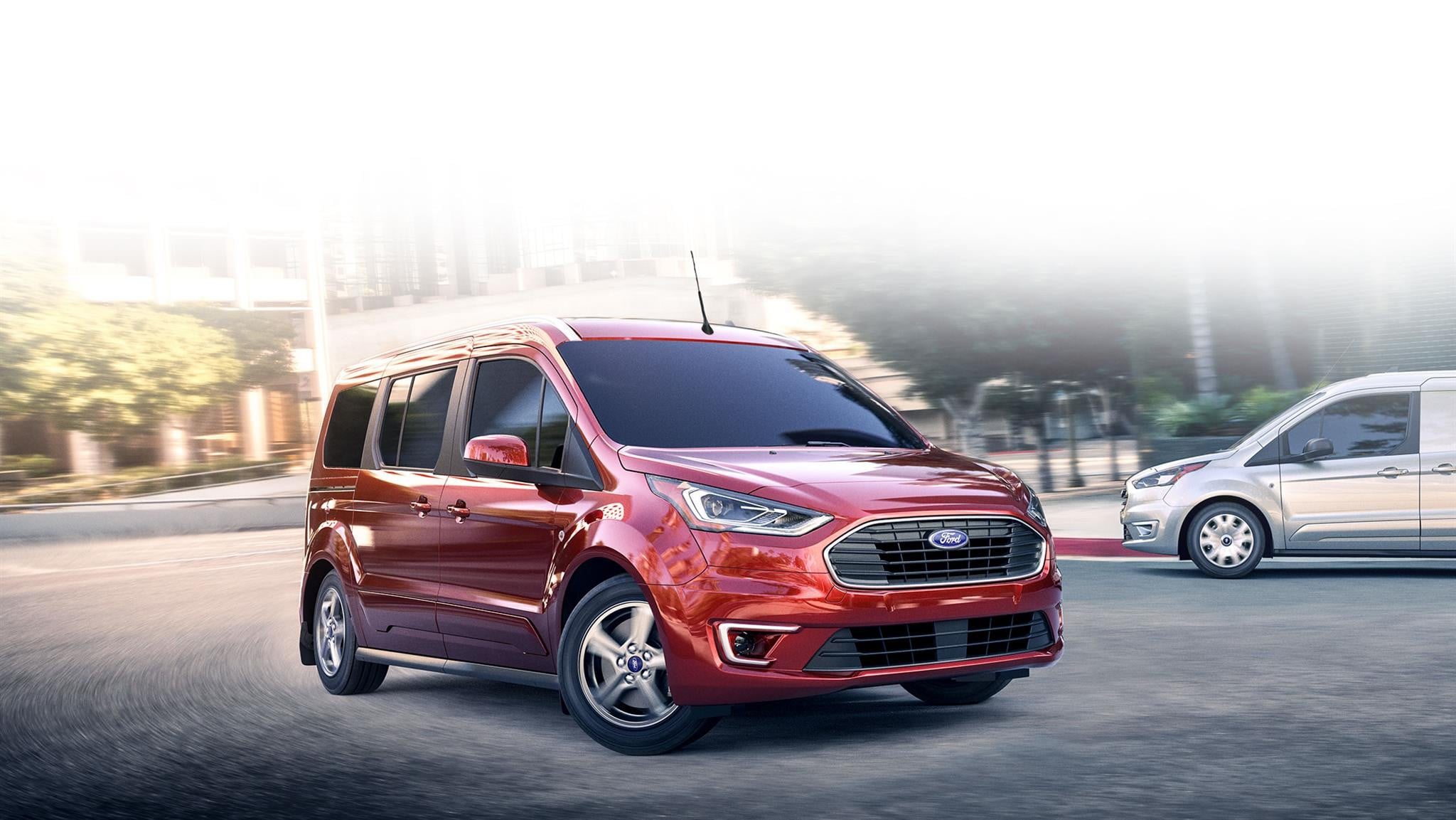 Ford Transit Guard Mode