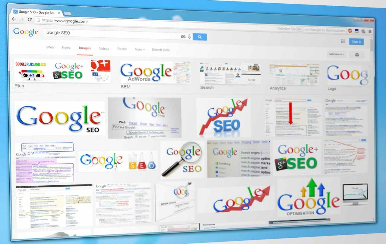 Google Search (Adobe Stock)