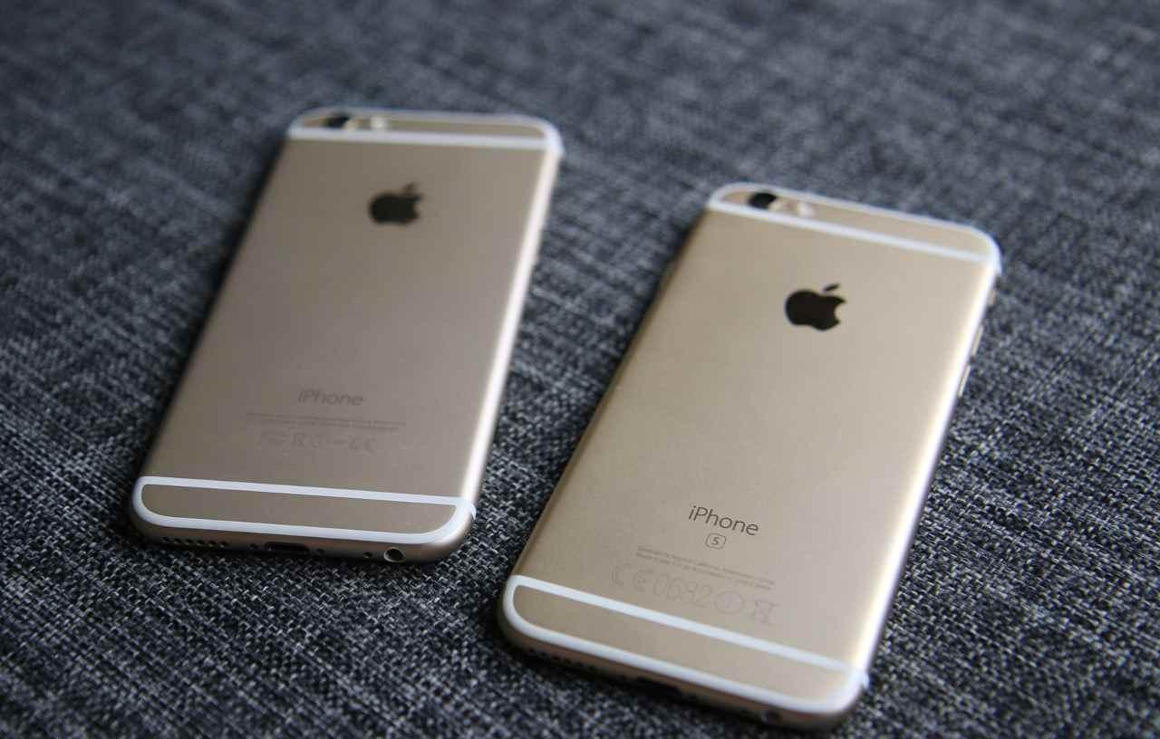 iPhone 6s niente iOS 15