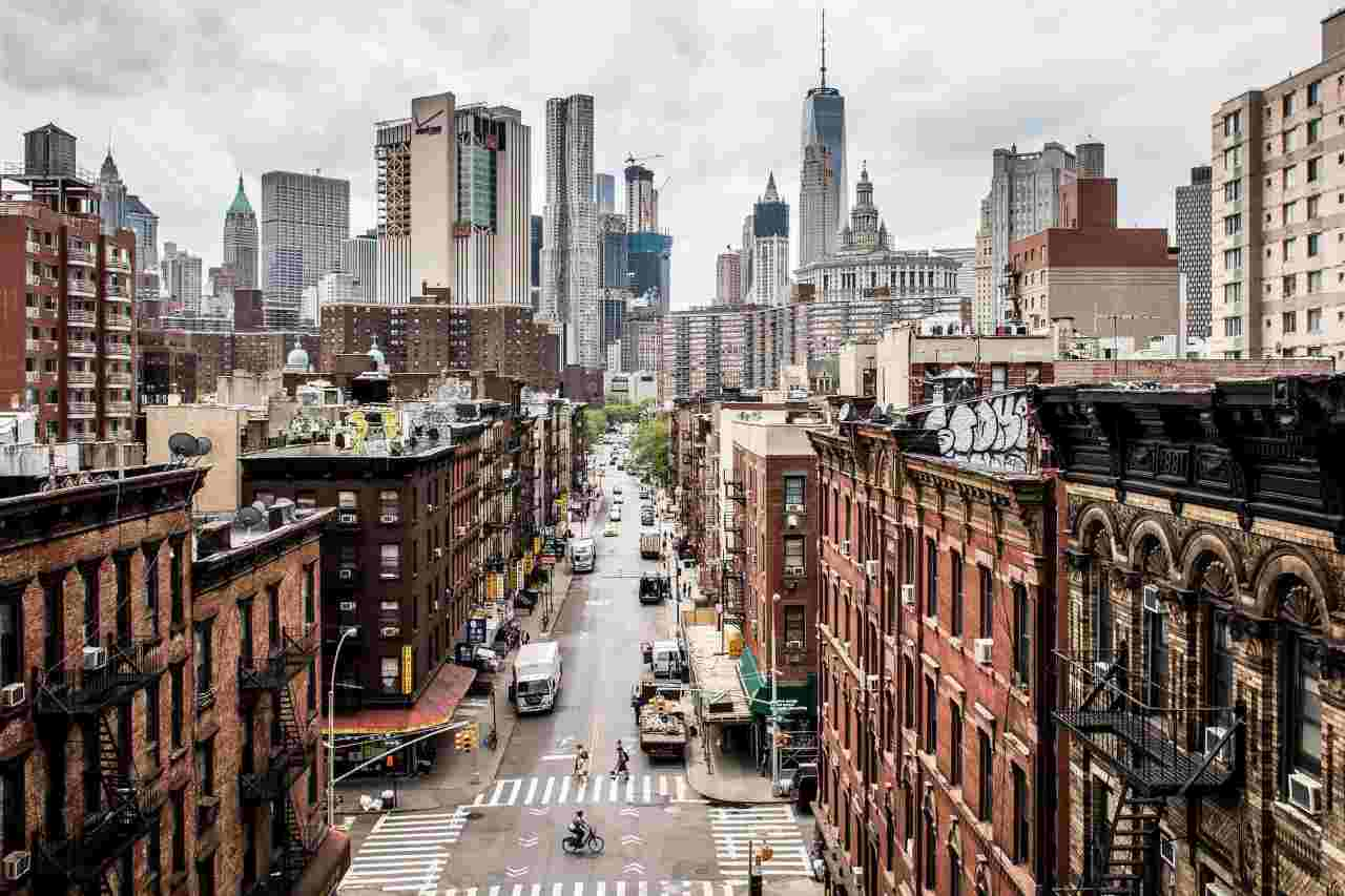 Google Maps super dettagli New York