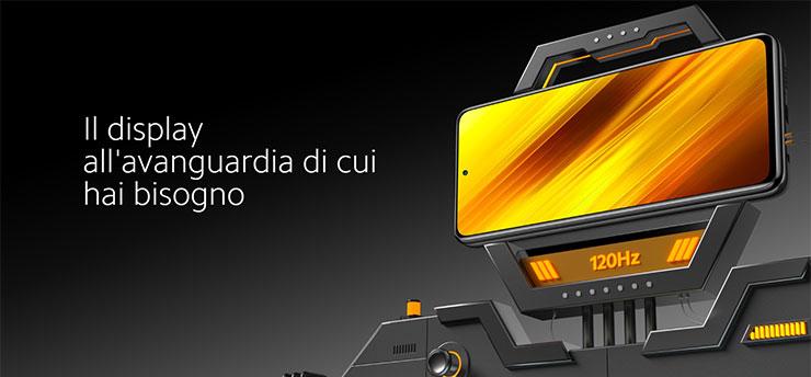 Poco X3 offerta Amazon