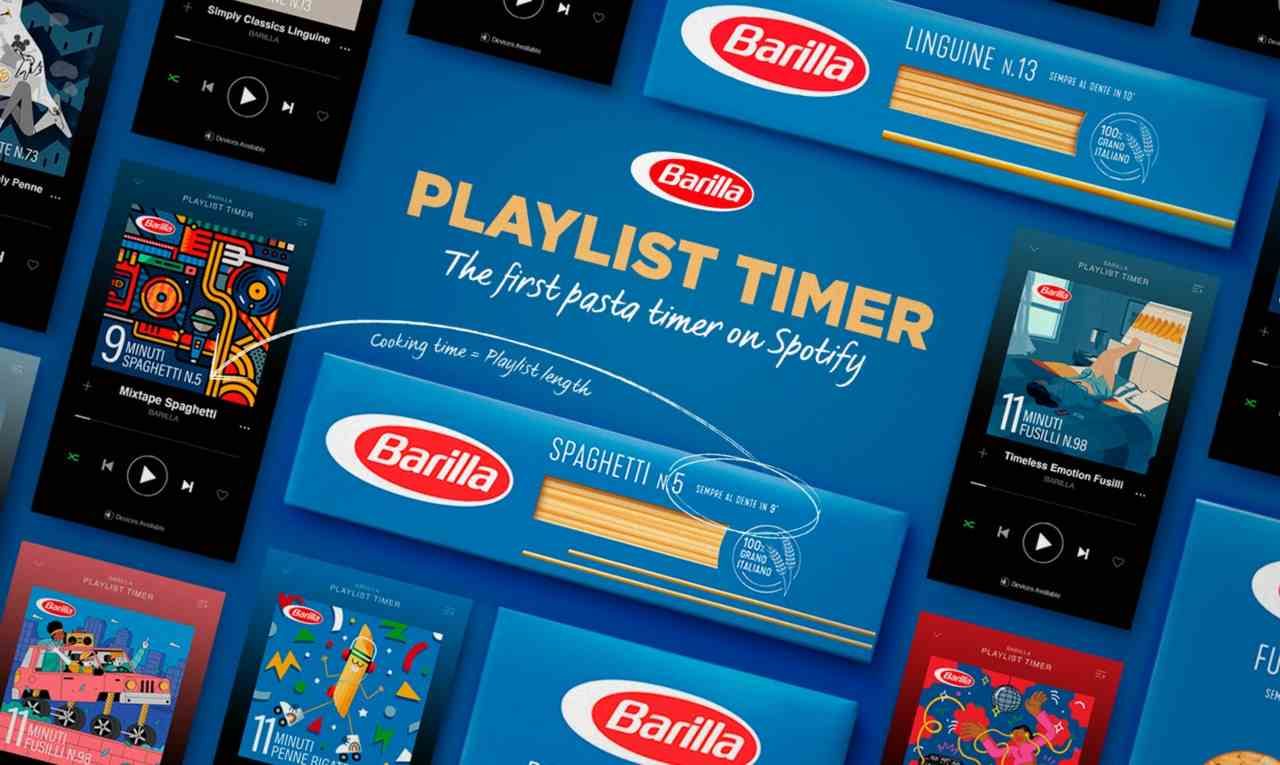playlist barilla spotify