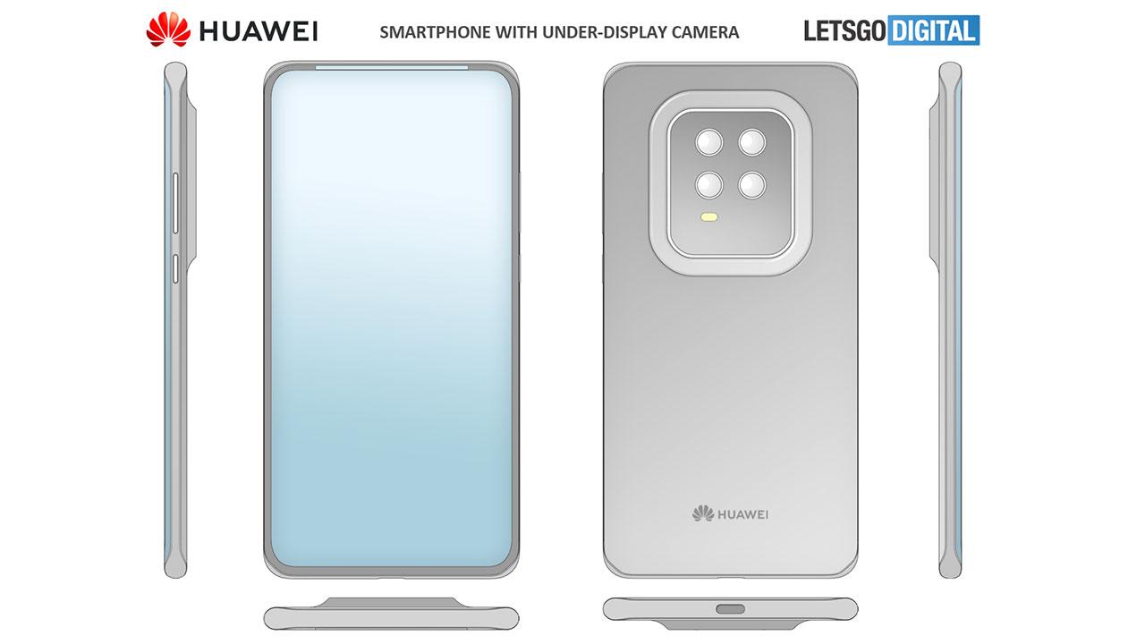 smartphone innovativo Huawei