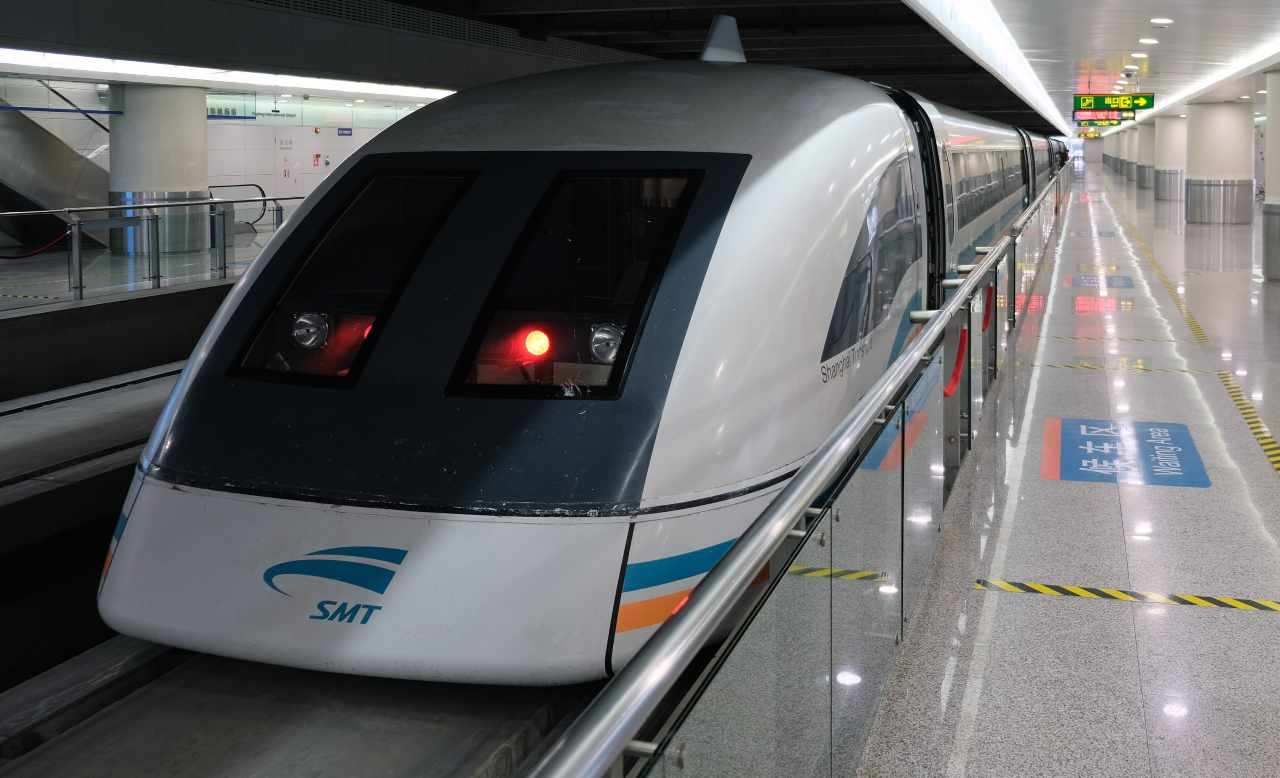 Shanghai Transrapid Maglev