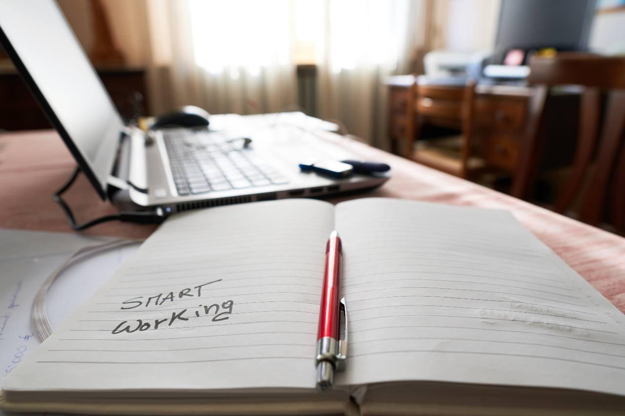 Smart Working, il boom (Adobe Stock)