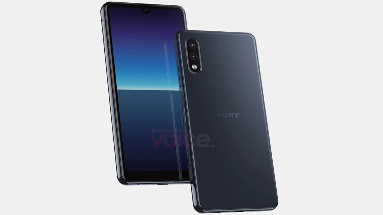 smartphone Sony Compact