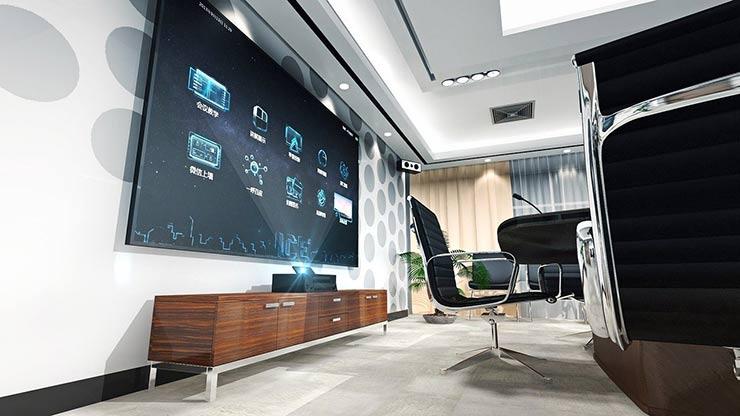 smart TV Mini LED Samsung