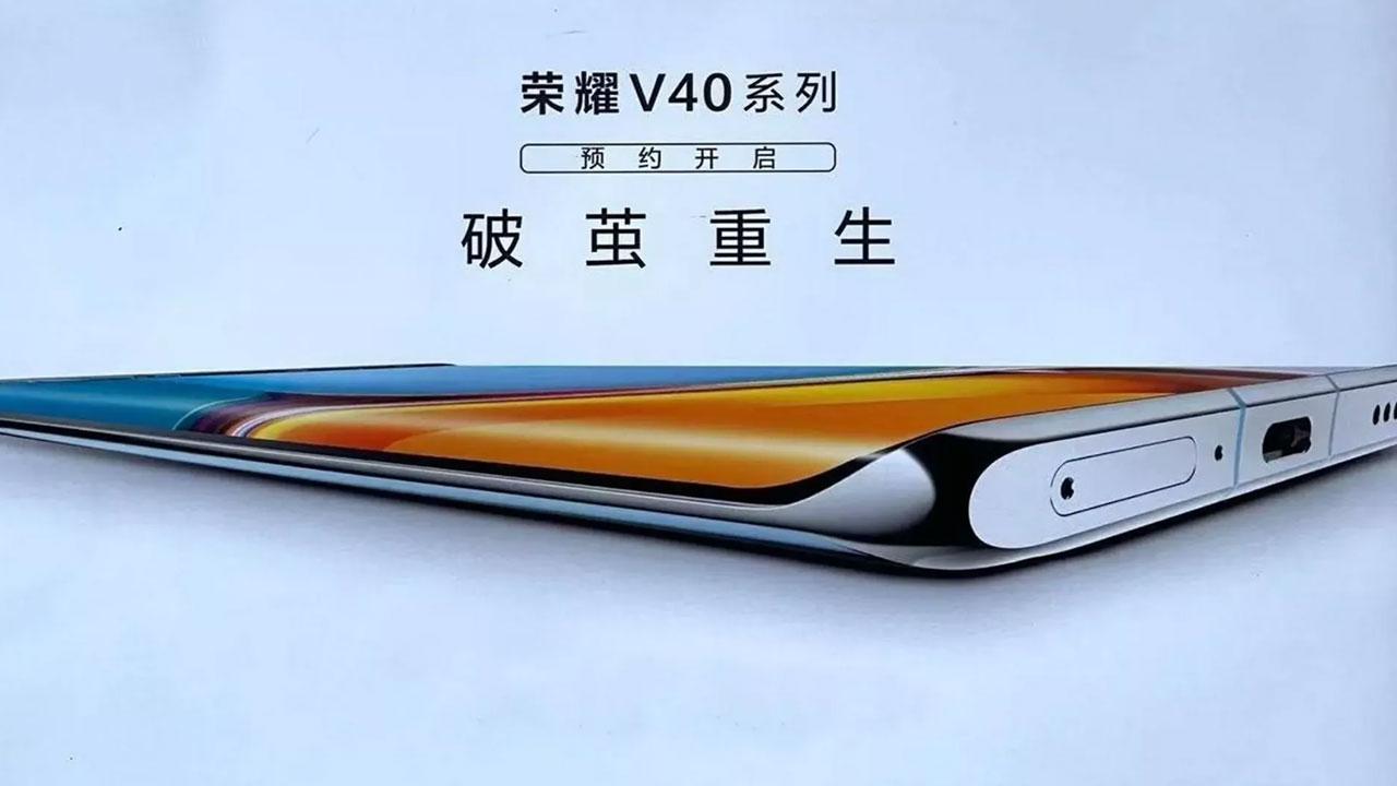 Honor V40 caratteristiche