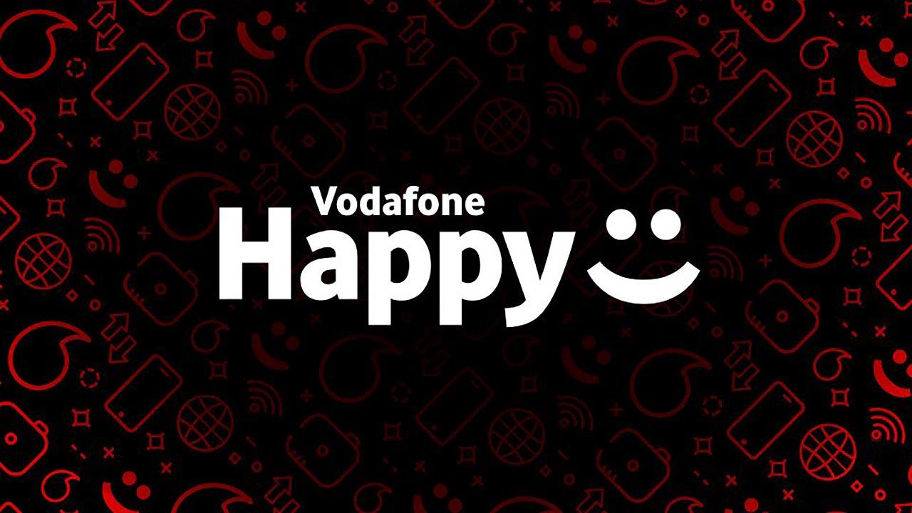 Vodafone Happy Moment apre il 2021 a suon di regali fino al 6 gennaio