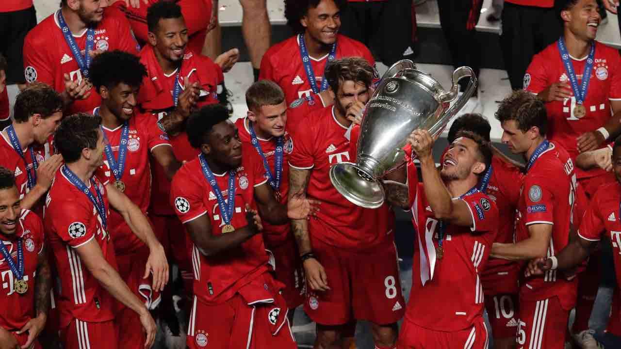diritti tv champions league