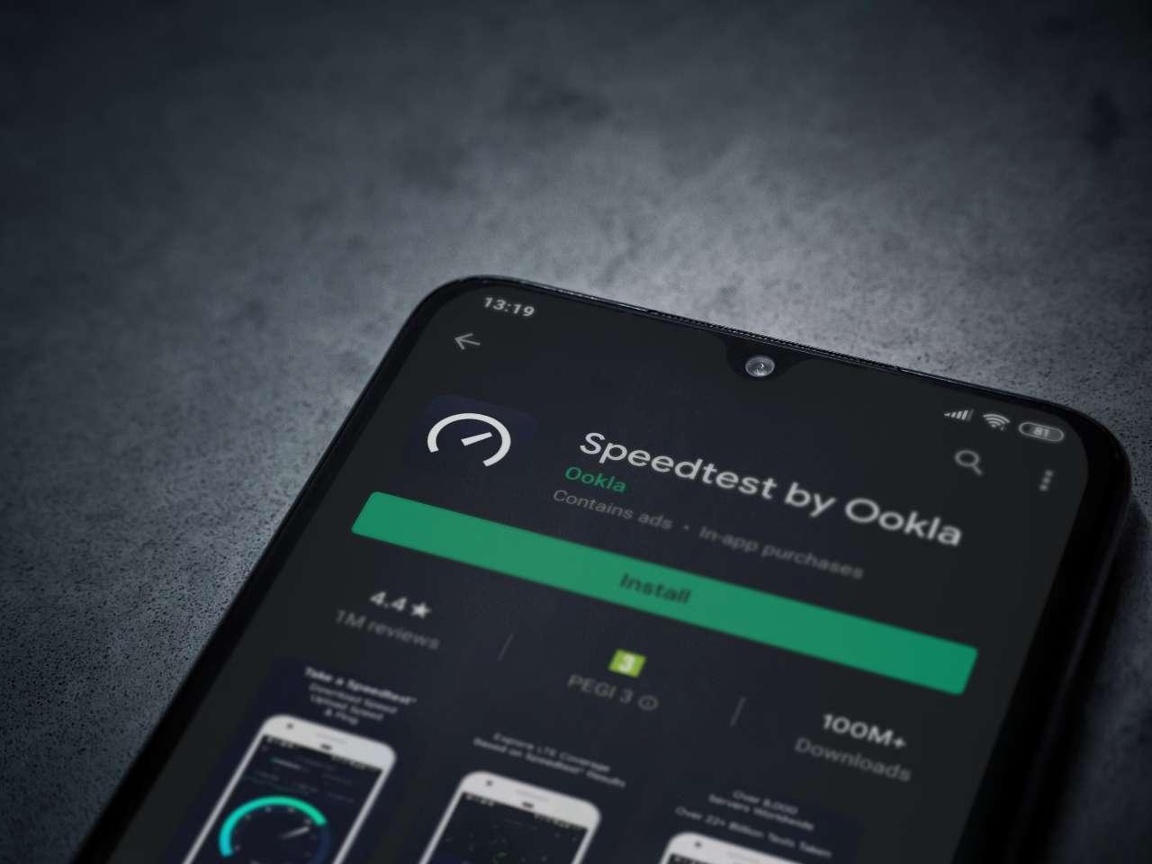 App Speedtest (Adobe Stock)