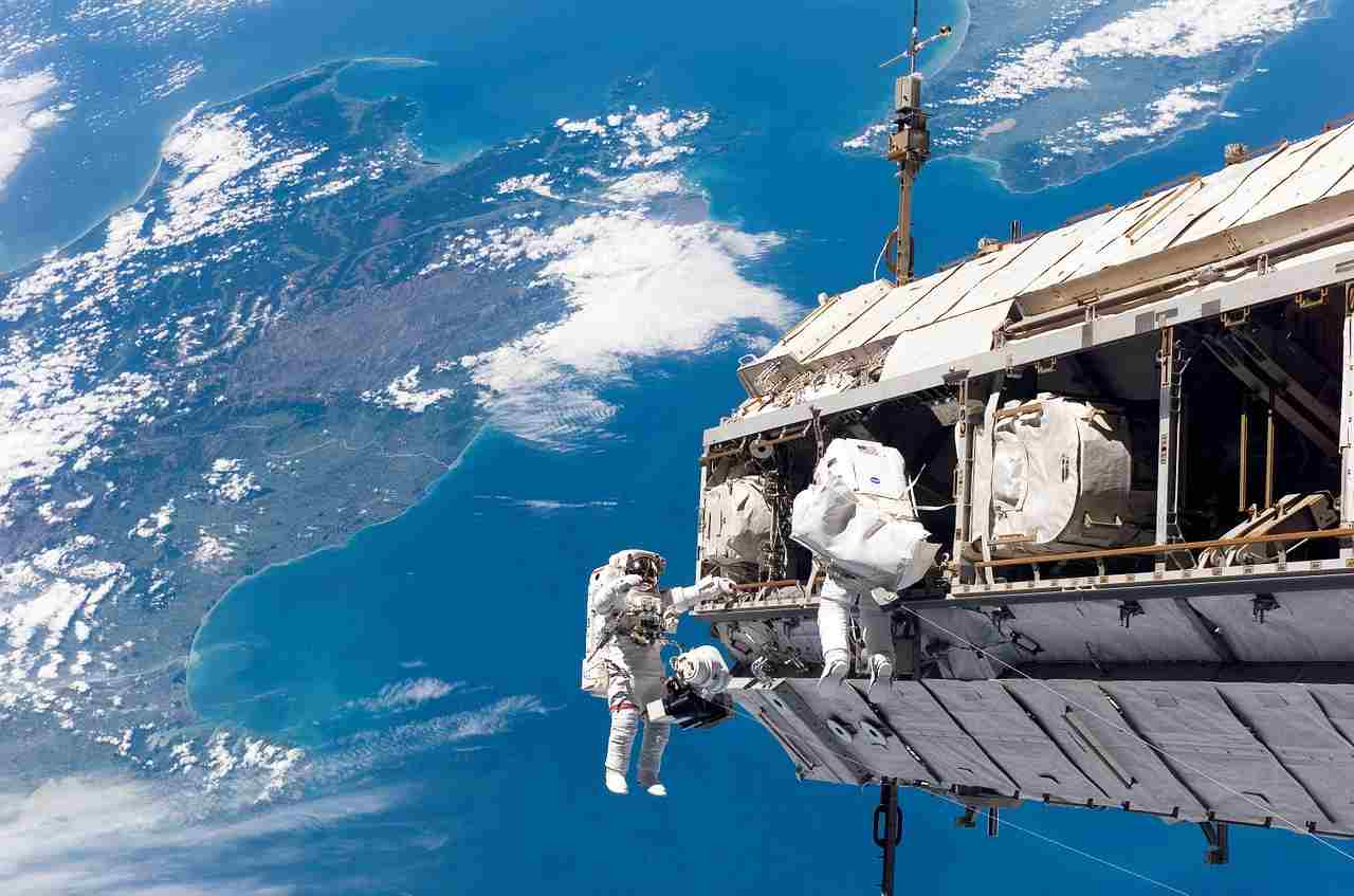 Astronauti nello spazio