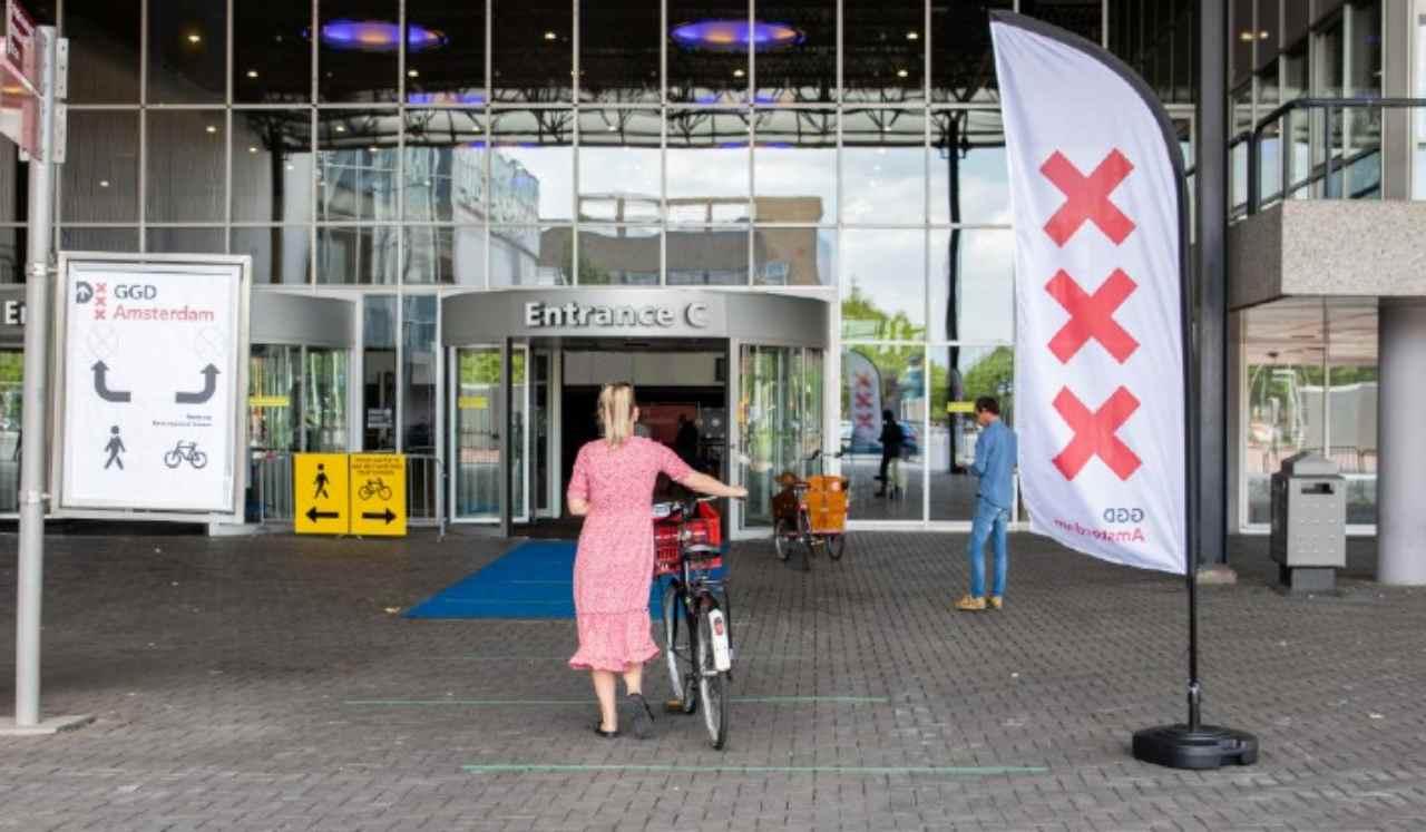 Furto di dati personali sul Covid-19 in Olanda