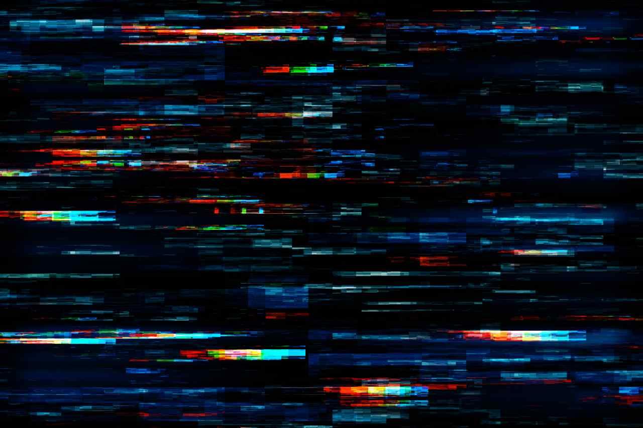Interferenza televisiva (Adobe Stock)