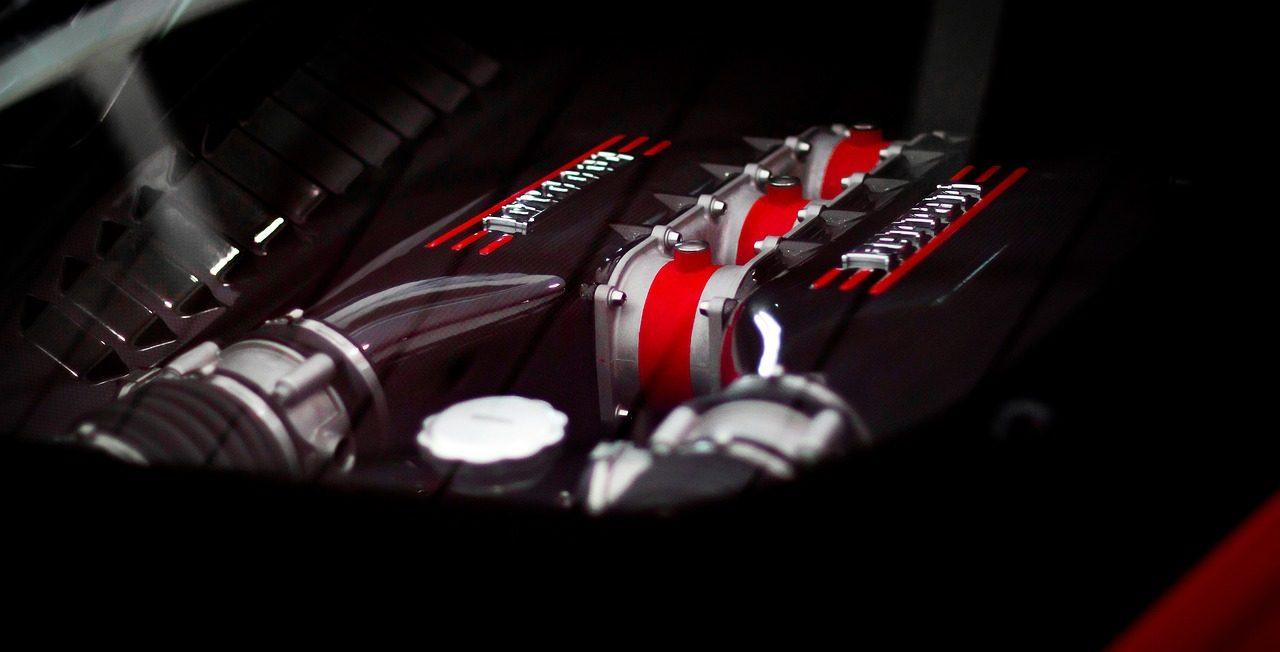 Motore Ferrari