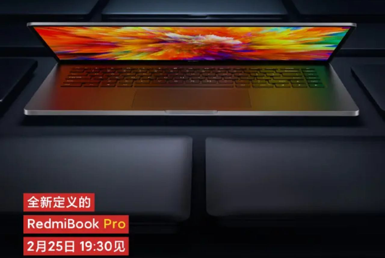 RedmiBook Laptop Pro