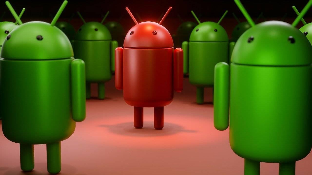 Virus Joker su app Android