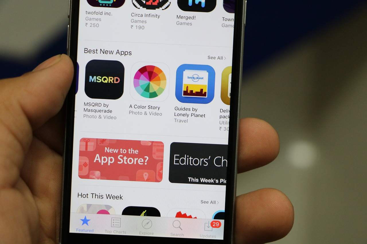 App Store (Adobe Stock)