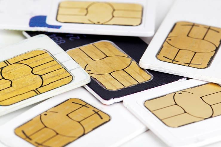ho. Mobile rete Vodafone