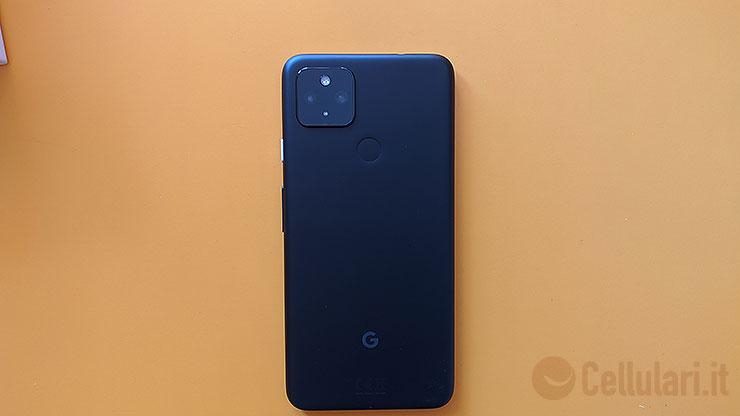 Recensione Google Pixel 4a 5G