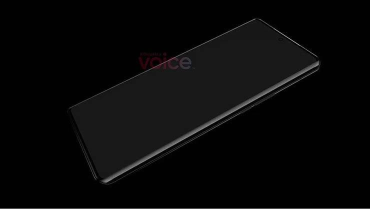 Huawei P50 Pro design