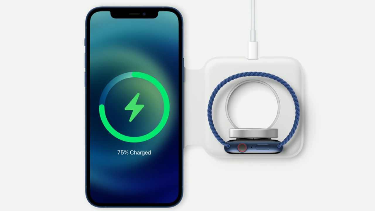 MagSafe e iPhone 12