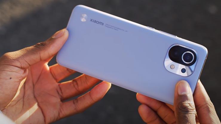 Xiaomi denuncia Usa Mi 11 uscita