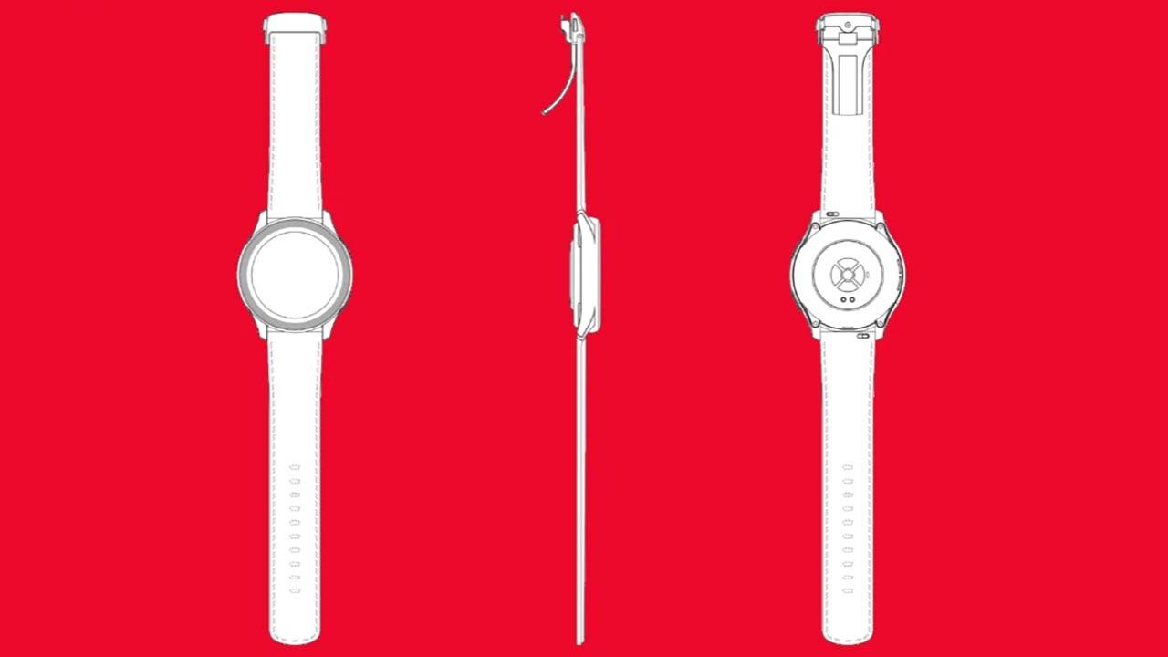 OnePlus Watch immagini