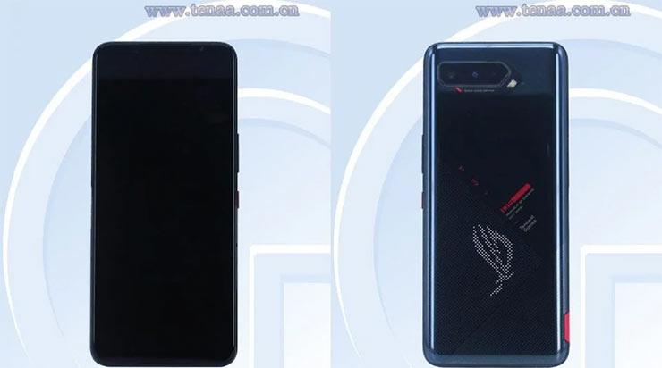 ASUS Rog Phone 5 smartphone da gaming