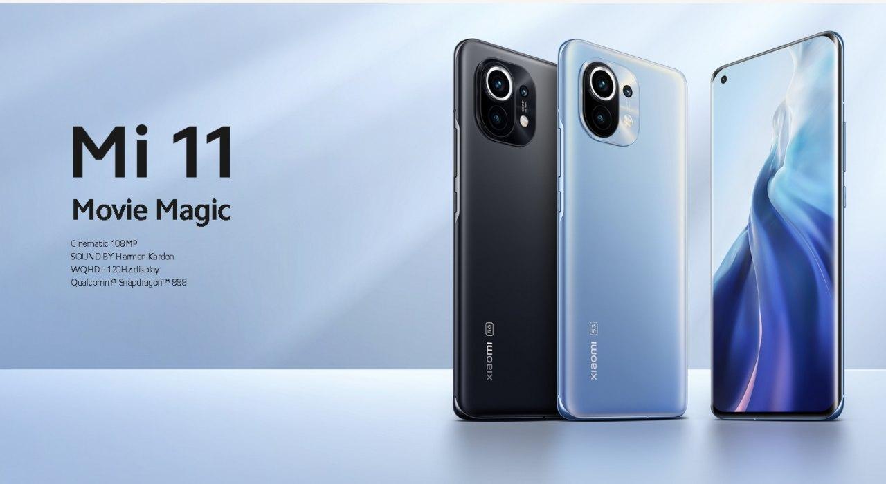 Xiaomi Mi 11 lite Mi 11