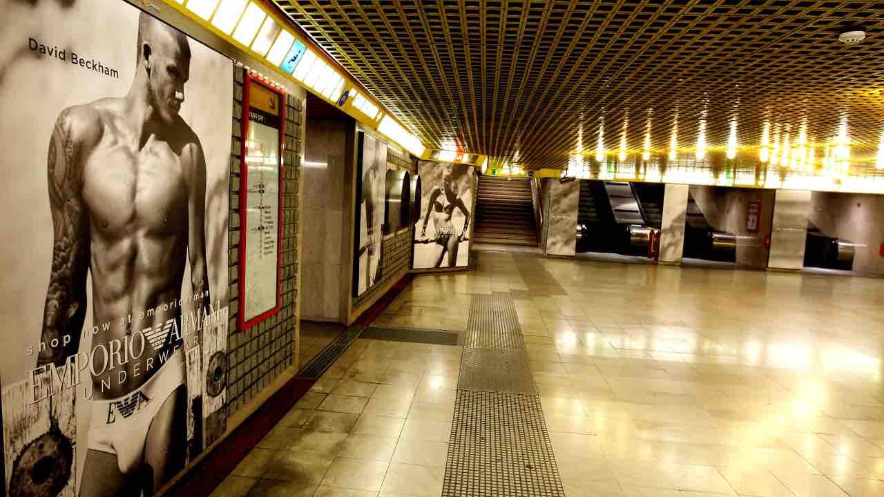 metro milano