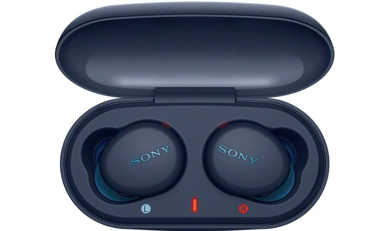 Auricolari wireless Sony WF-XB700