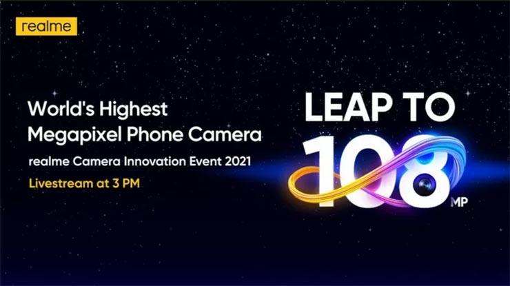 Realme 8 Pro sensore Samsung