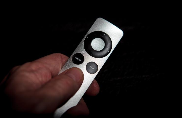 telecomando apple tv