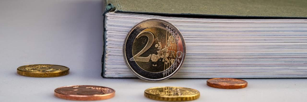 2 euro di Louis Braille (Adobe Stock)