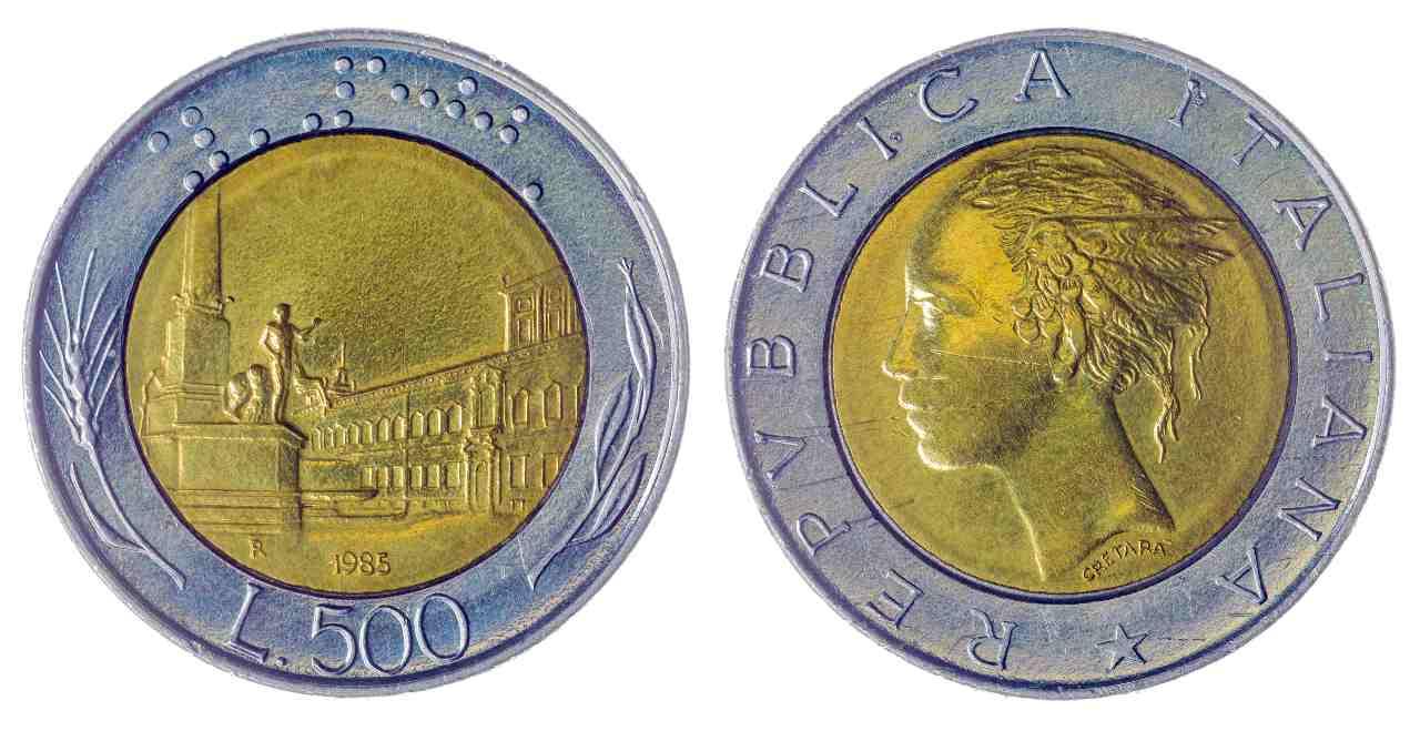 500 lire (Adobe Stock)