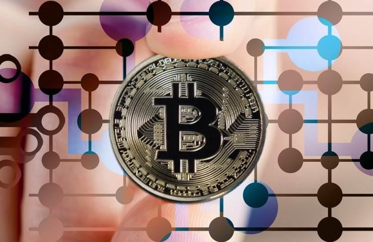 Bitcoin al bando in India SMALL