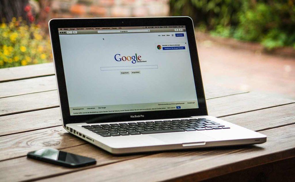 Google barra ricerca