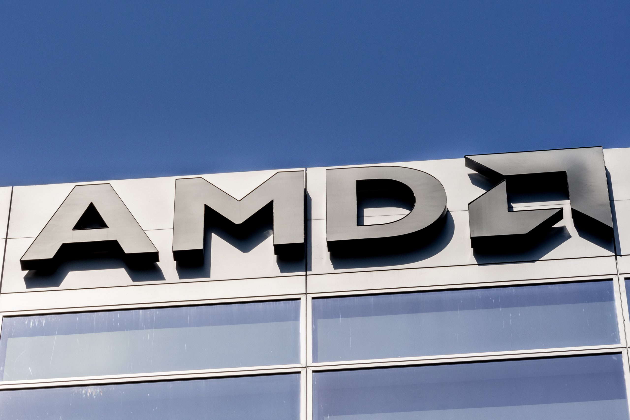 La sede di AMD nella Silicon Valley (Adobe Stock)