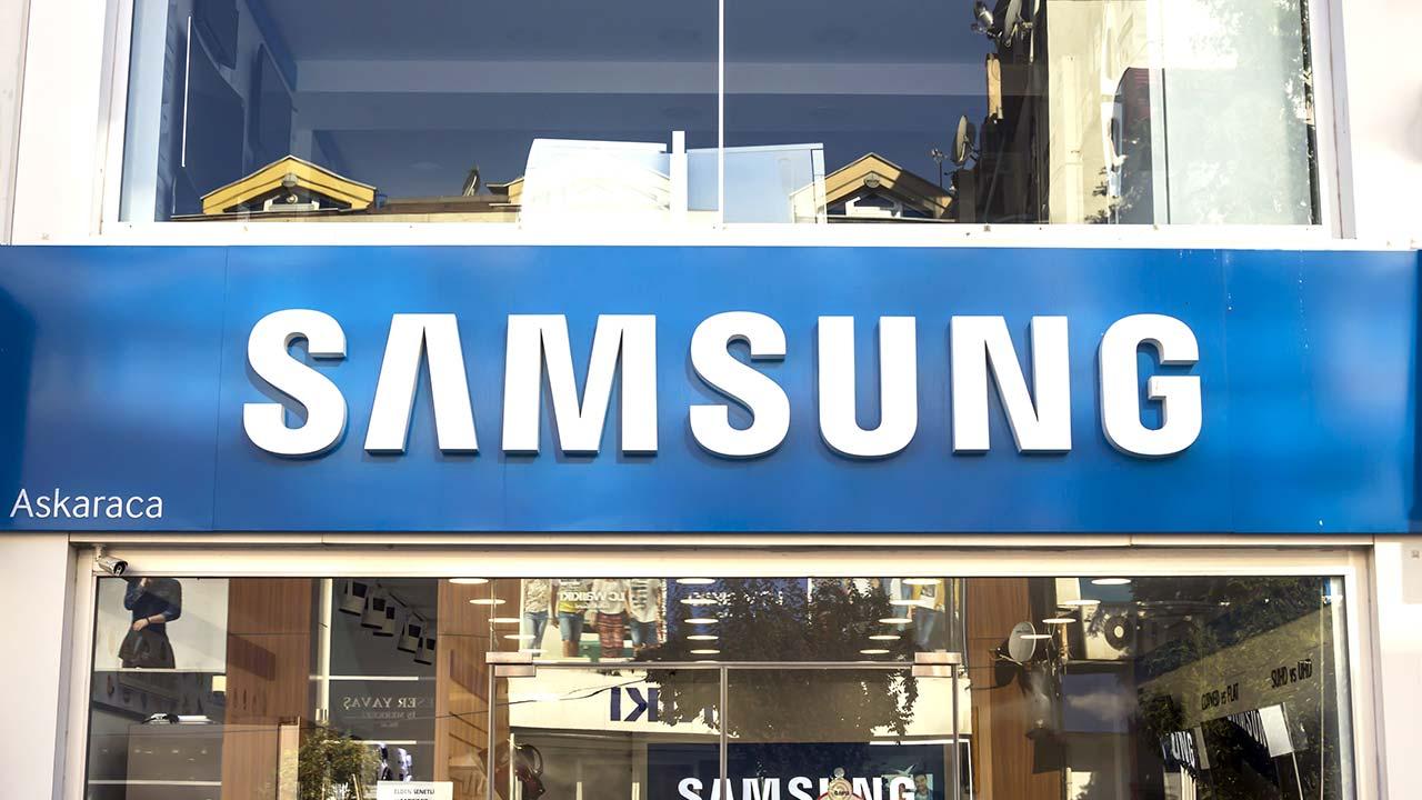 Samsung 5G test