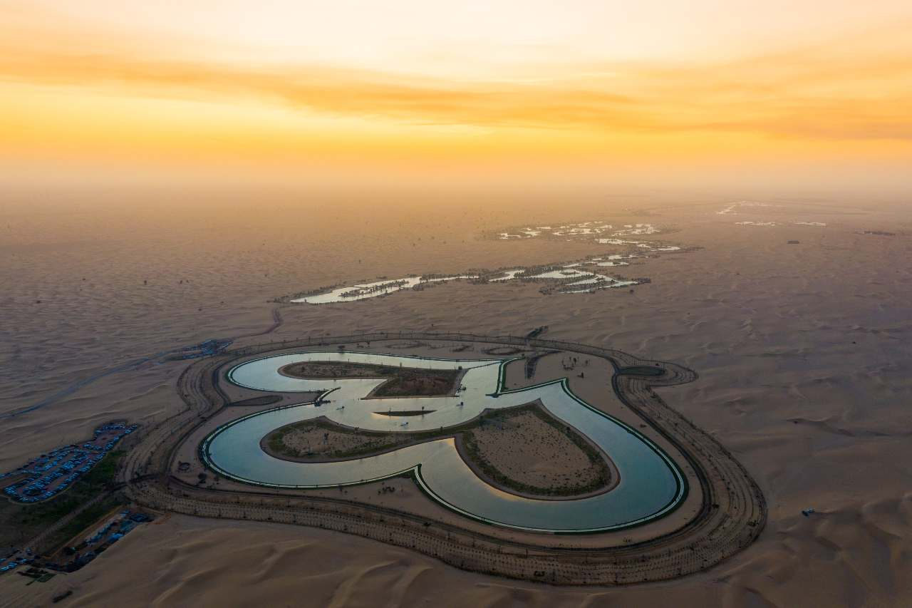 Love Lake, Dubai (Adobe Stock)