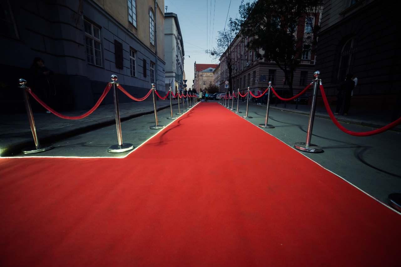 Premi Oscar, il red carpet (Adobe Stock)