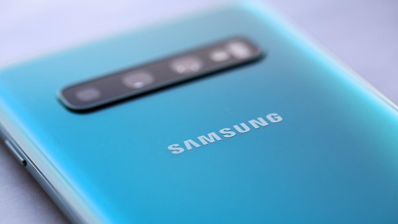 Smartphone Samsung Galaxy bug gioco