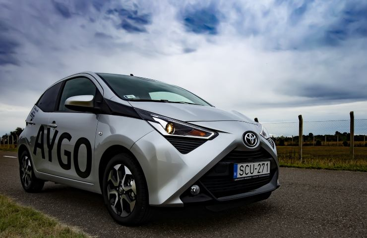 Toyota X Prologue Aygo