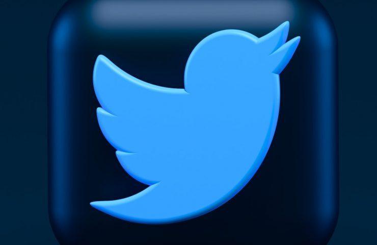 Twitter annulla, logo