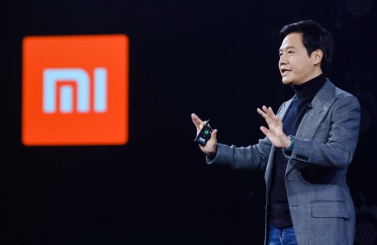 Xiaomi Auto elettrica Lei Jun