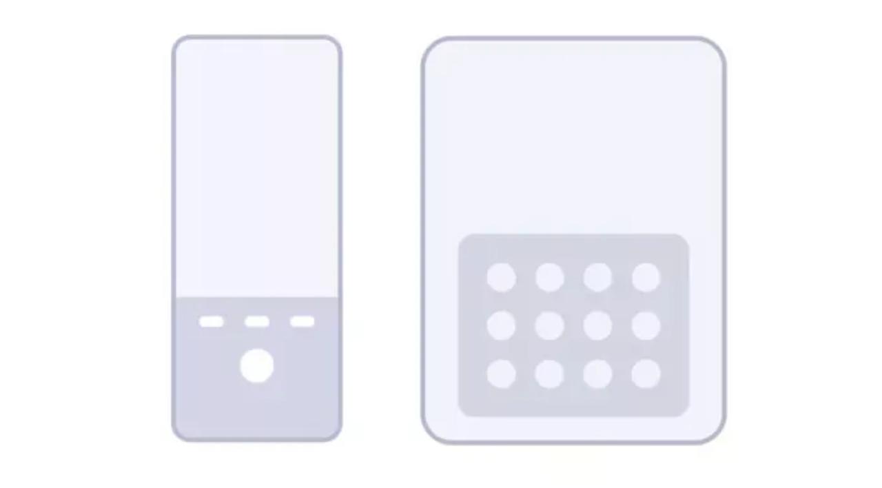 smartphone pieghevole Xiaomi uscita